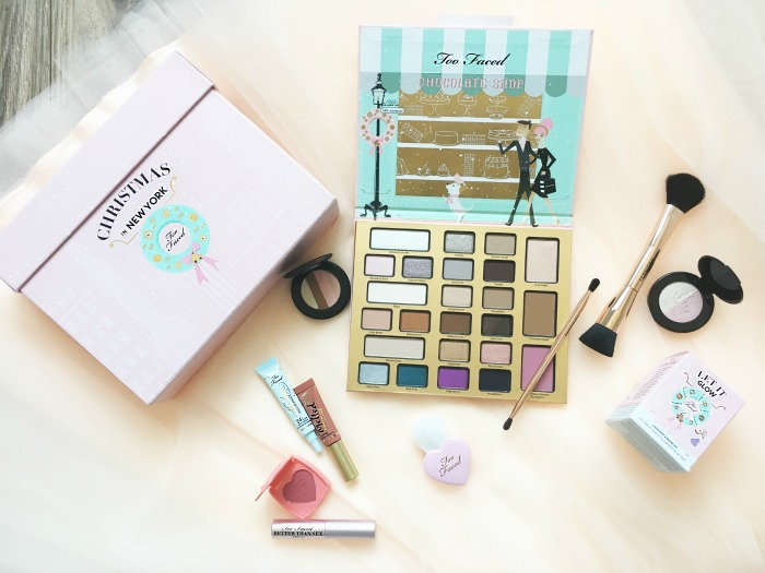 Two Faced Holiday Gift Sets // Toronto Beauty Reviews
