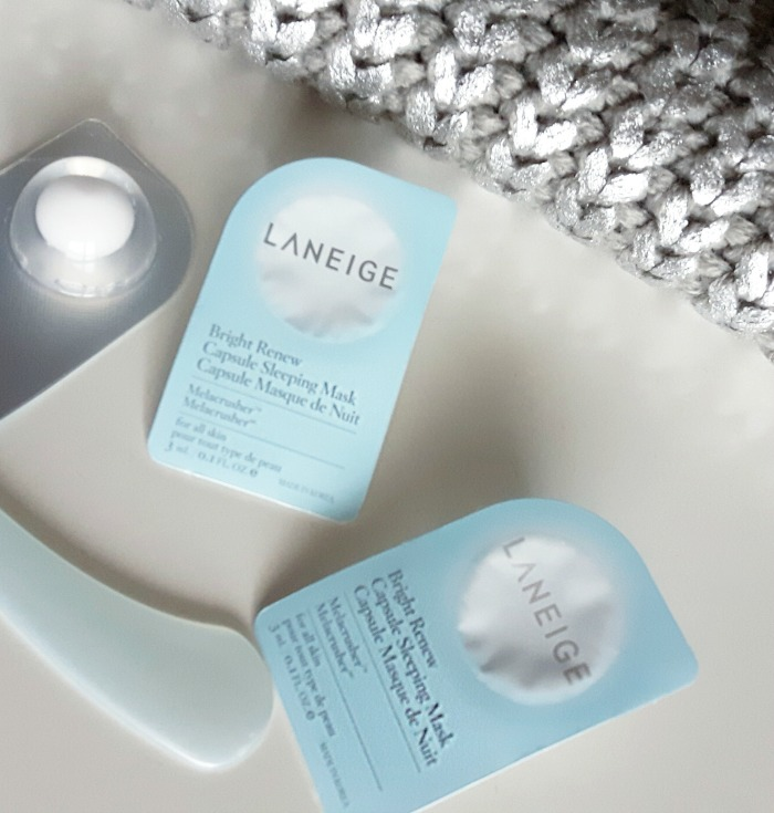 K-Beauty: LANEIGE masks // Toronto Beauty Reviews