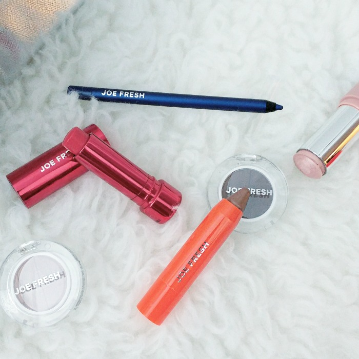 Affordable Spring Beauty with Joe Fresh | Toronto Beauty Reviews