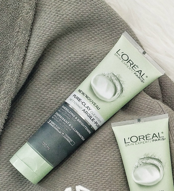 L'Oreal Pure Clay Cleansers   Toronto Beauty Reviews