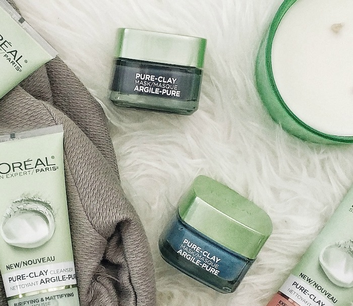 L'Oreal Pure Clay Cleansers | Toronto Beauty Reviews