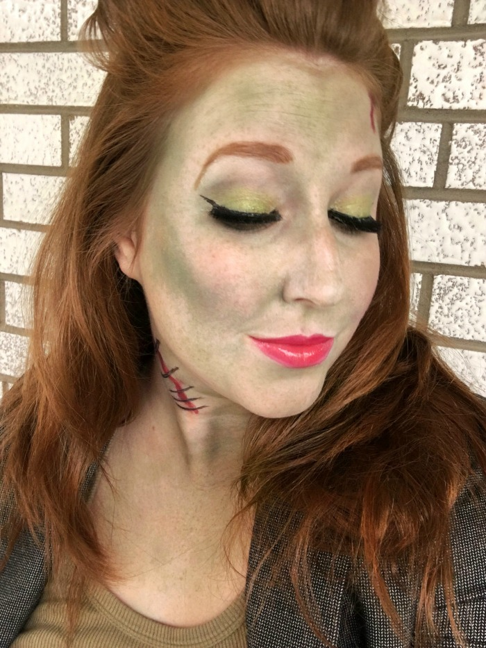 Halloween Inspired Makeup | Toronto Beauty Reviews