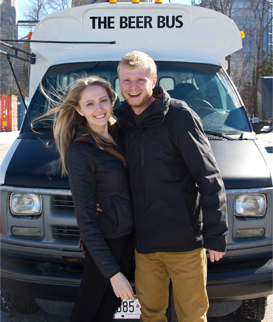 The Beer Bus | Toronto Beauty Reviews