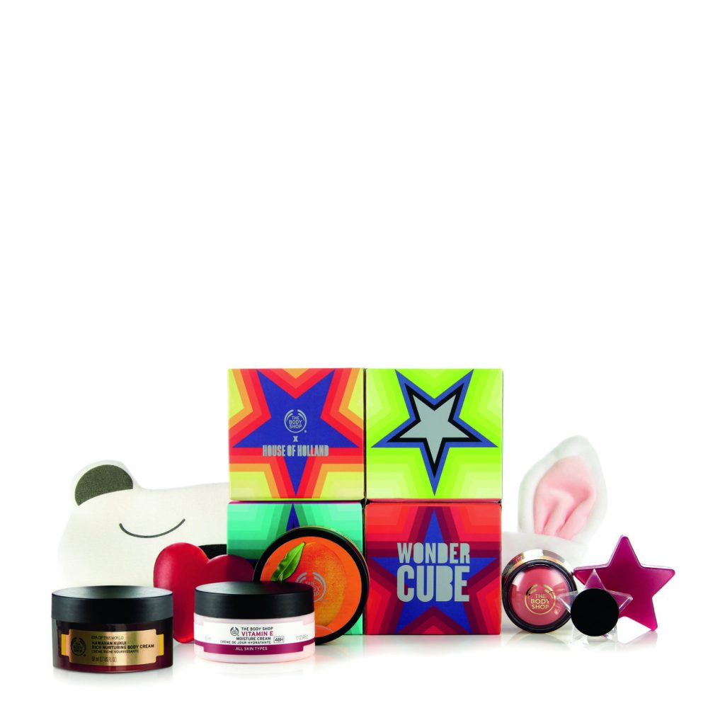 The Body Shop 2017 Holiday collection