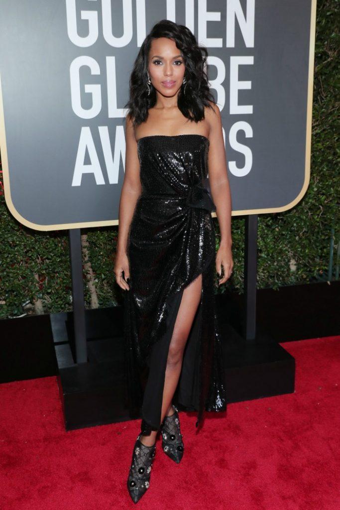 Minimalist Makeup At The Golden Globes | Toronto Beauty Reviews