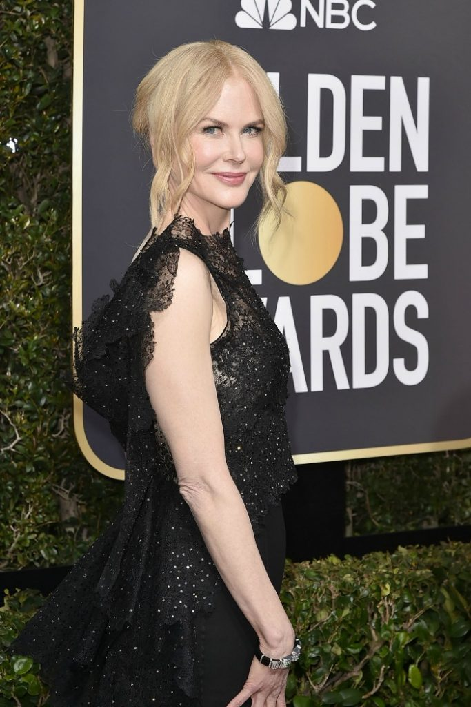 Minimalist Makeup At The Golden Globes | Toronto Beauty Reviews