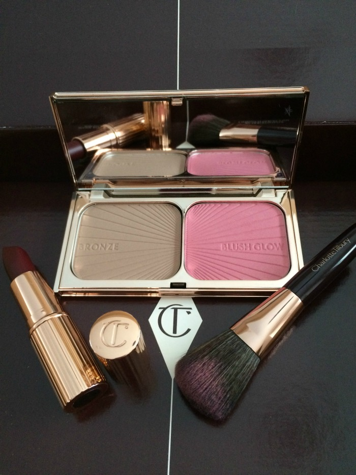 Bronze and Blush Glow from Charlotte Tilbury