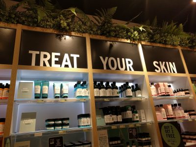 What's New for Spring at The Body Shop