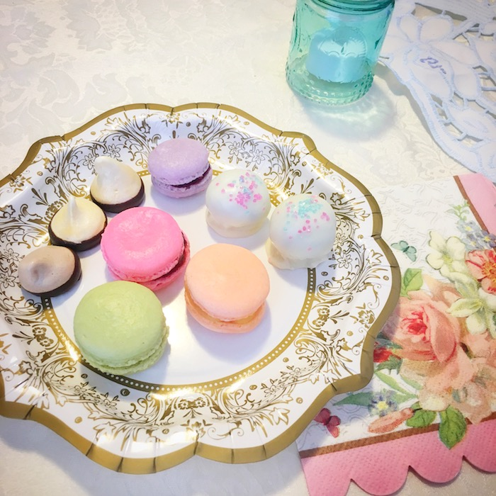 Marie Antoinette Theme Party Desserts | Toronto Beauty Reviews