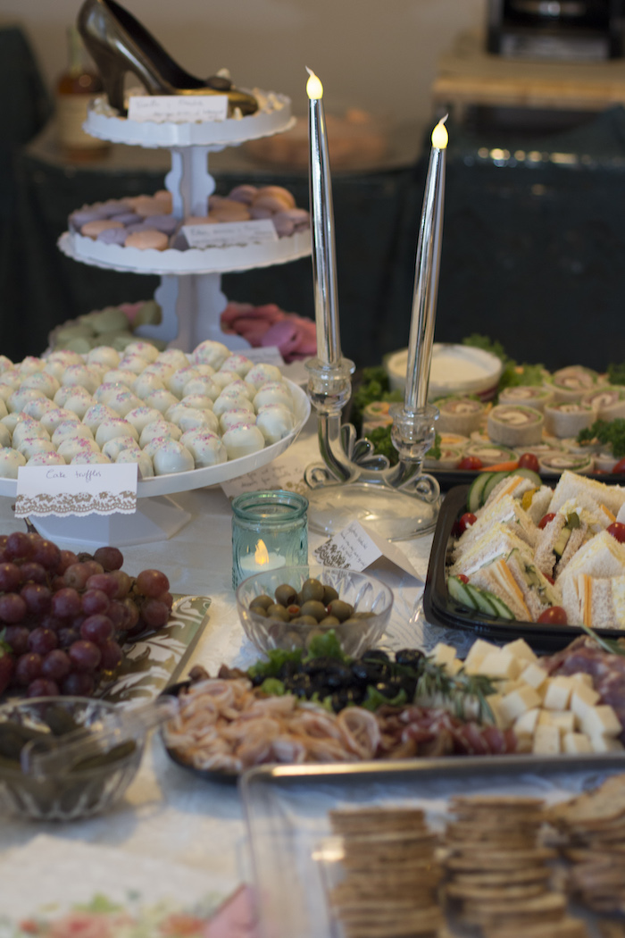 Marie Antoinette Theme Party Food | Toronto Beauty Reviews