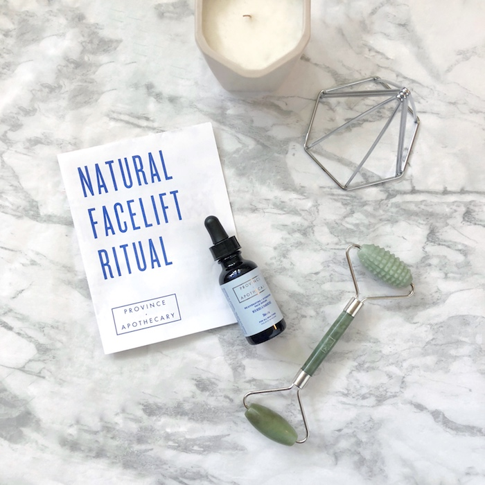 A Natural Facelift with Province Apothecary | Toronto Beauty Reviews