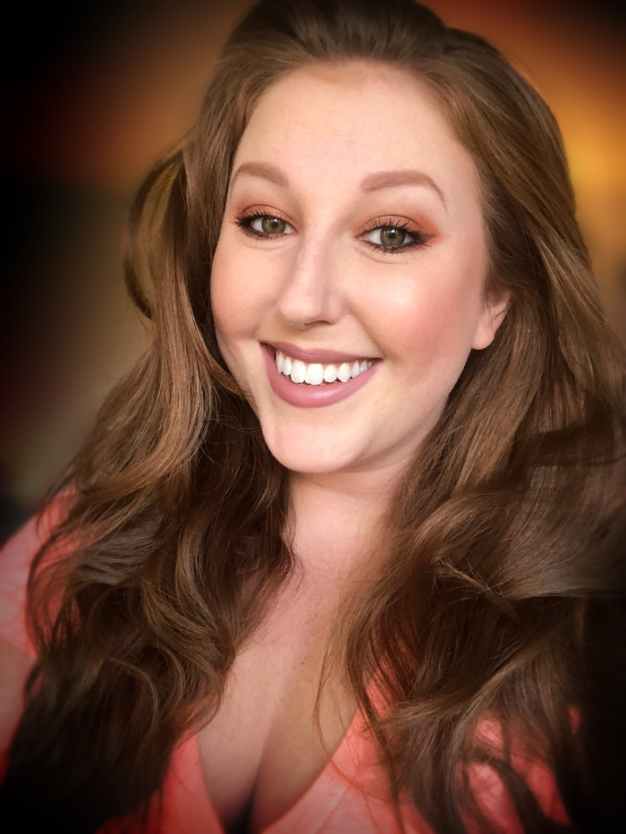Easy-Fall-Makeup-Looks-Halloween-Makeup-Looks-Pumpkin-Pie | Toronto Beauty Reviews