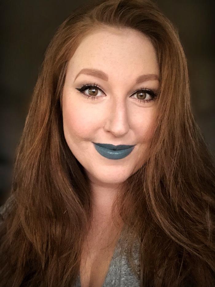 Creating Custom Makeup at Mix Beauty Lab - Lipstick