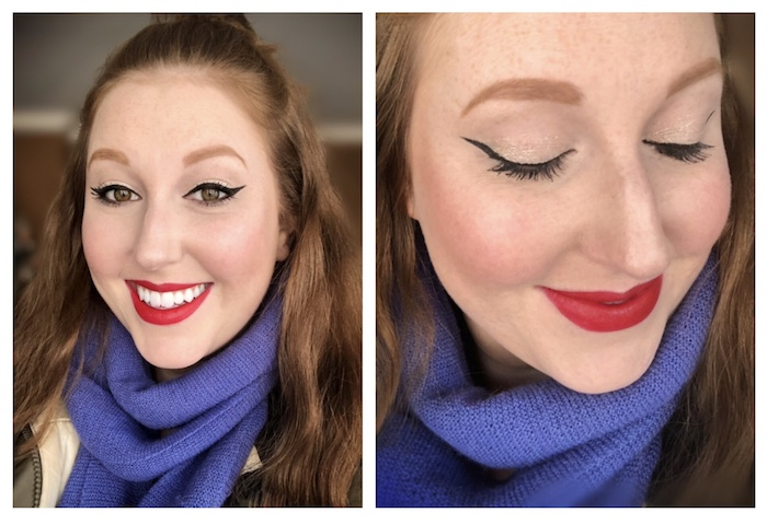 Holiday Makeup Looks - Classic Holiday | Toronto Beauty Reviews