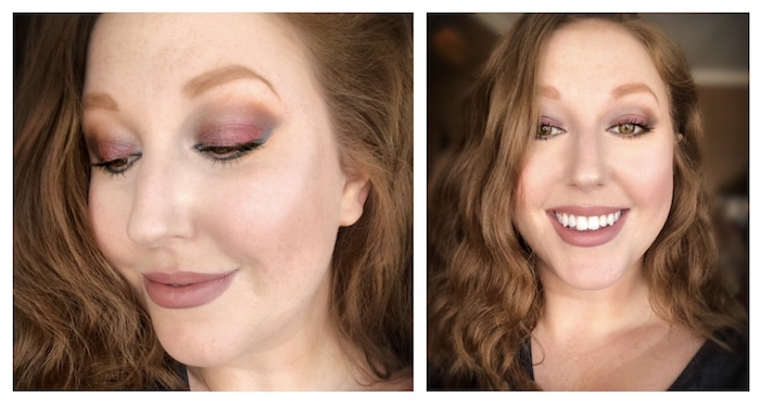 Holiday Makeup Looks - Colourful Party | Toronto Beauty Review