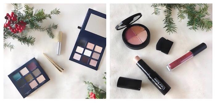 Holiday Makeup Looks - Product Flatlay | Toronto Beauty Reviews