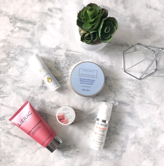 Banishing Winter Skincare Woes - Fave Products | Toronto Beauty Reviews
