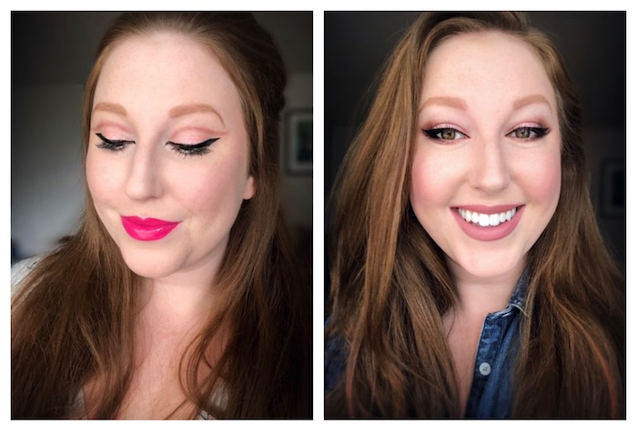 Travel Back to 1969 with Caryl Baker Visage - 2 Looks Using the Collection   Toronto Beauty Reviews