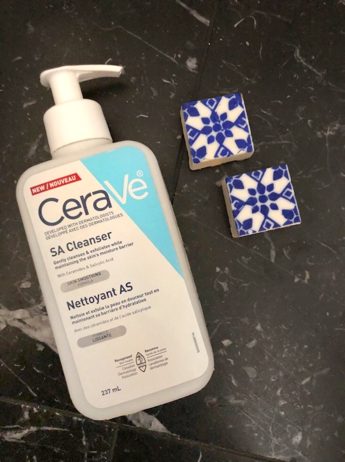 DJS' Spring Favourites 2019 - Cerave SA Cleanser | Toronto Beauty Reviews