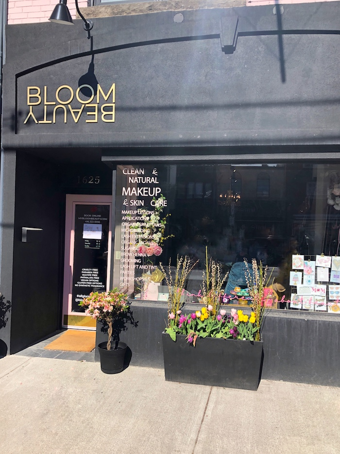 Bloom Beauty Storefront
