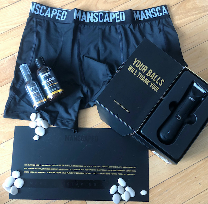 Manscaped: Male Grooming Made Easy   Toronto Beauty Reviews