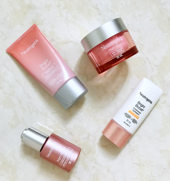 Revive Your Skin With Neutrogena's Bright Boost Line