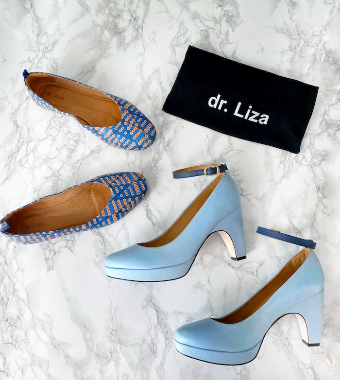 Walking On Air With Dr. Liza Shoes