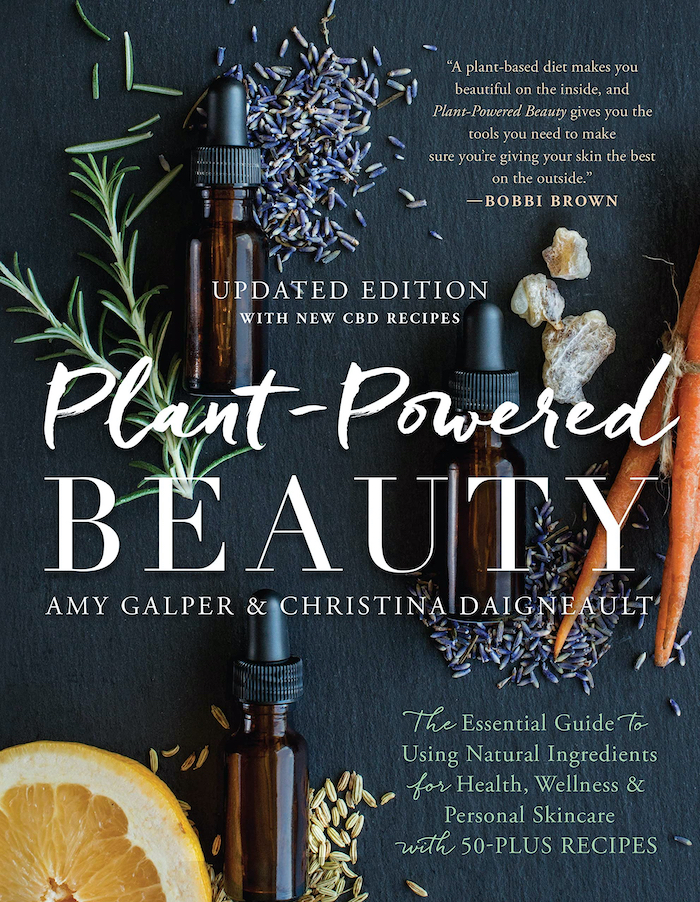 Plant-Powered Beauty: Book Review & Scrub Recipe