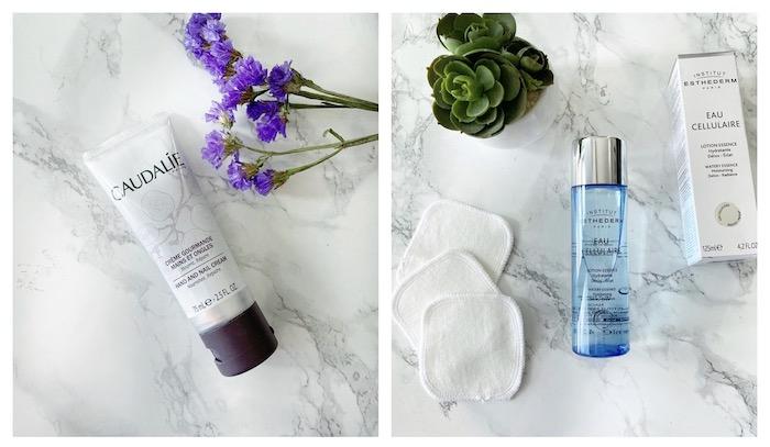 Caudalie Crème Gourmande & Esthederm Eau Cellulaire from BeautySense.ca | Toronto Beauty Reviews