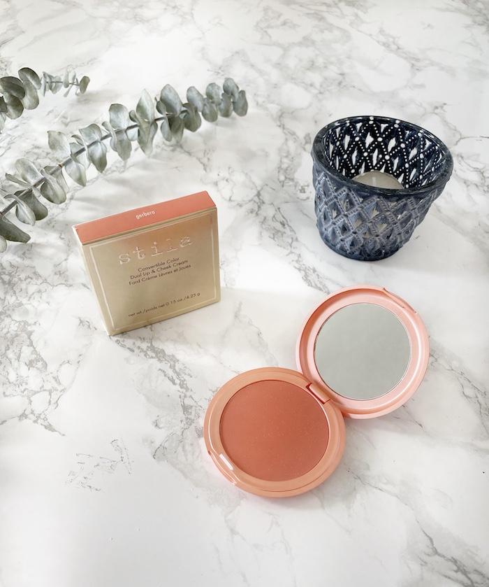 Stila Convertible Lip & Cheek Cream from BeautySense.ca   Toronto Beauty Reviews